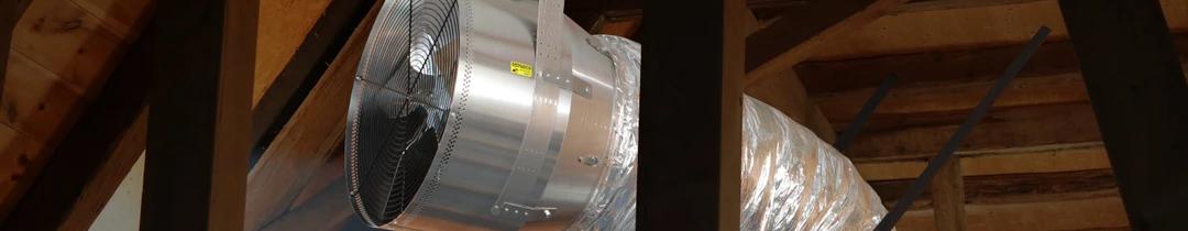 Airscape Whole House Fan